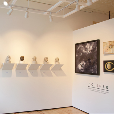 Eclipse, a group exhibition at Sivarulrasa Gallery in Almonte, Ontario