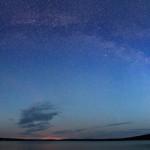 Milky Way Over Cedar Lake Sivarulrasa 2012