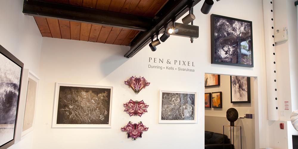 Pen-&-Pixel_Installation-View_Sivarulrasa-Gallery1
