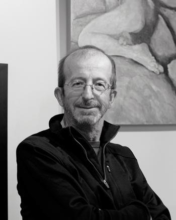 Artist David Kearn, Sivarulrasa Gallery