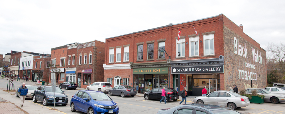 Sivarulrasa Gallery in Almonte, Ontario