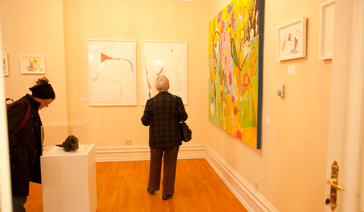 Mirana Zuger, Fuego, Sivarulrasa Gallery and Embassy of Croatia