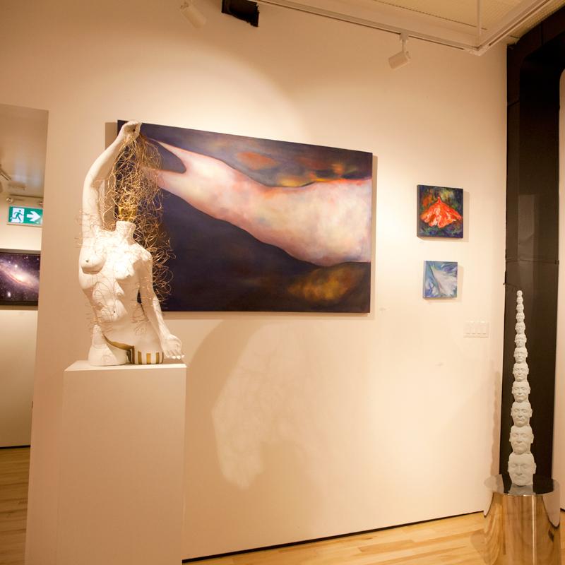 3rd Anniversary Show, Sivarulrasa Gallery, Almonte