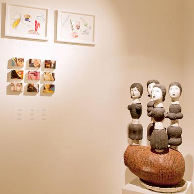3rd Anniversary Show at Sivarulrasa Gallery, Almonte, Ontario