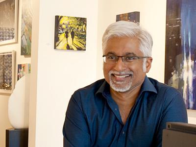 Sanjeev Sivarulrasa at Sivarulrasa Gallery