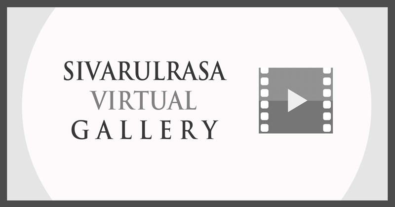 Paintings by Mirana Zuger at Sivarulrasa Virtual Gallery