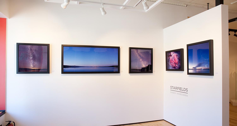STARFIELDS, Sanjeev Sivarulrasa photographic works at Sivarulrasa Gallery