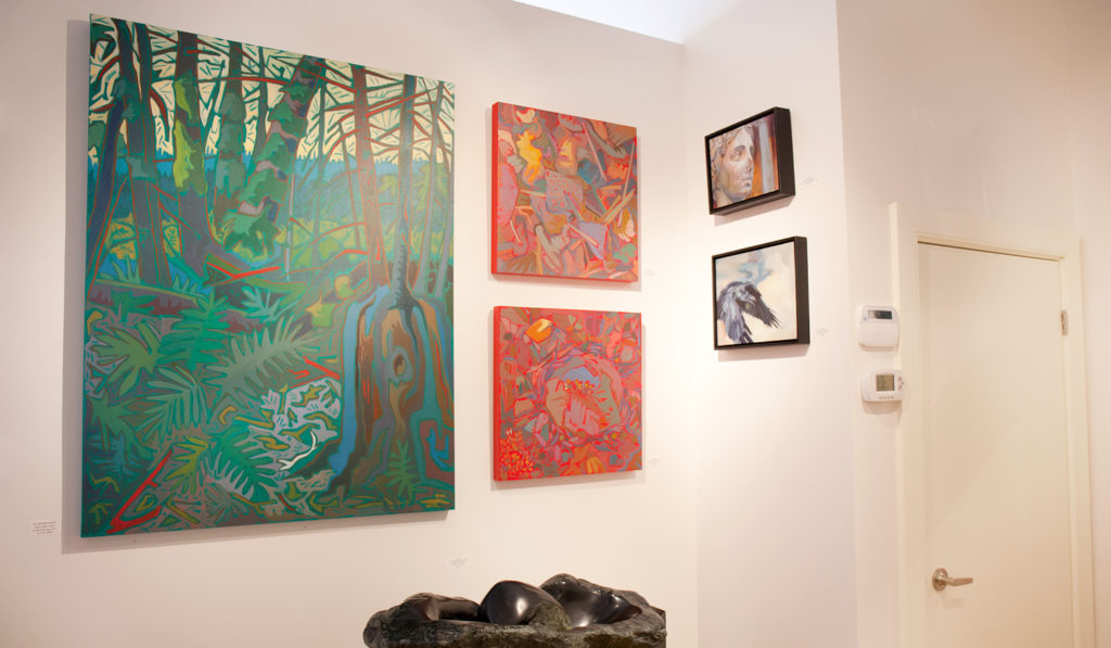 4th Anniversary Show at Sivarulrasa Gallery