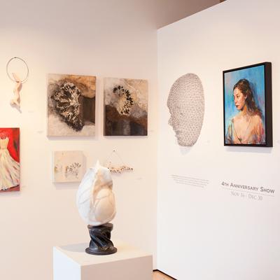 4th Anniversary Show at Sivarulrasa Gallery