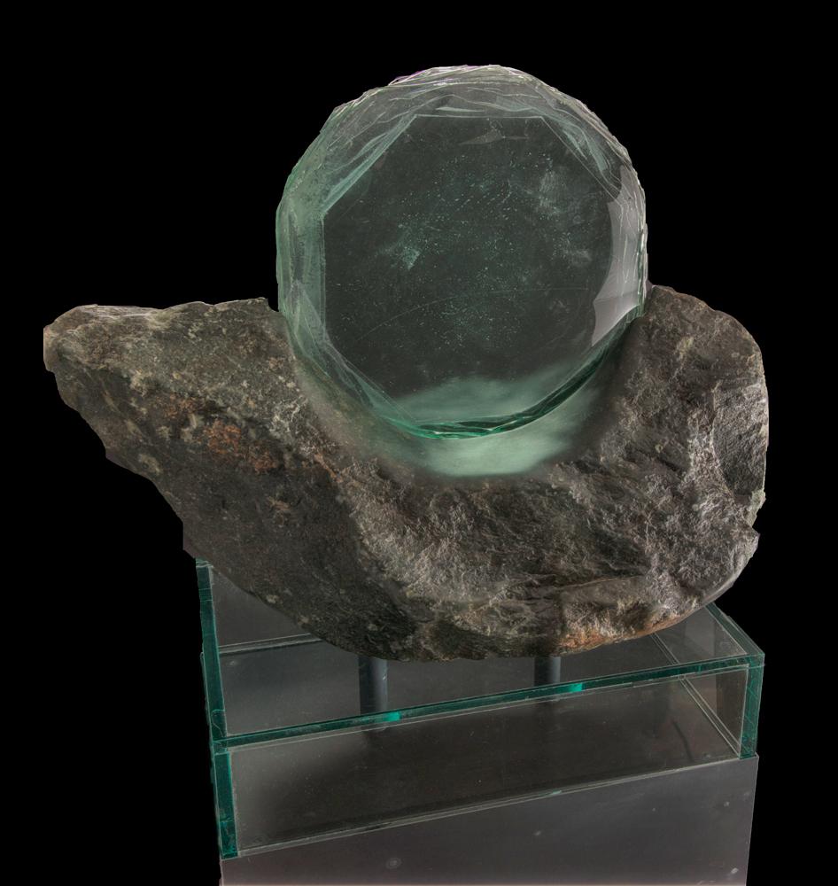 Deborah Arnold sculptures at Sivarulrasa Gallery in Almonte, Ontario