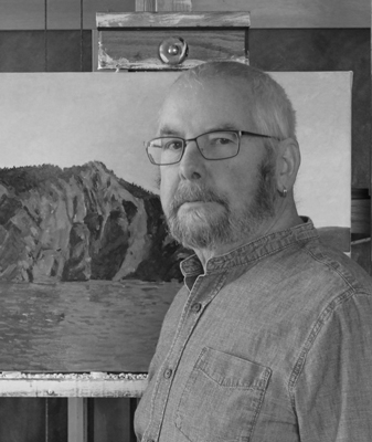Artist George Horan, Sivarulrasa Gallery