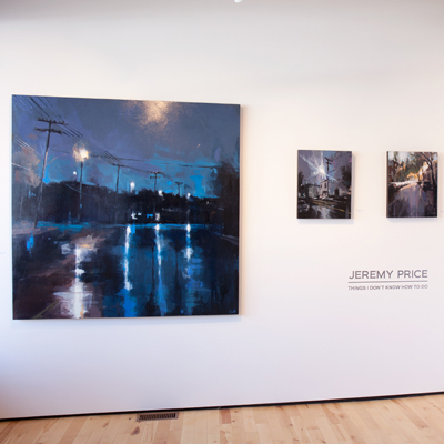 Jeremy Price, solo exhibition at Sivarulrasa Gallery