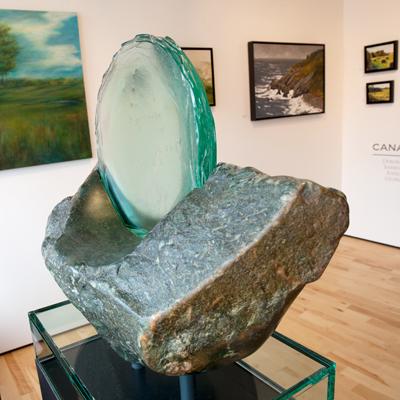 Deborah Arnold, Barbara Gamble, Karen Haines, George Horan at Sivarulrasa Gallery