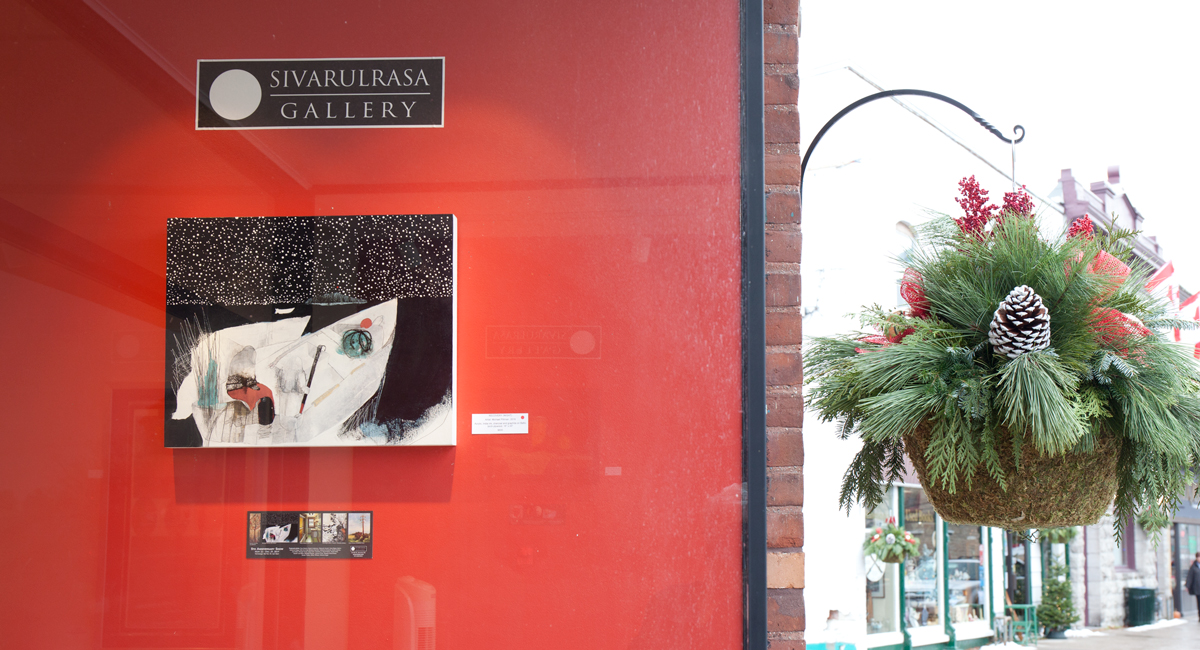 5th Anniversary Show at Sivarulrasa Gallery
