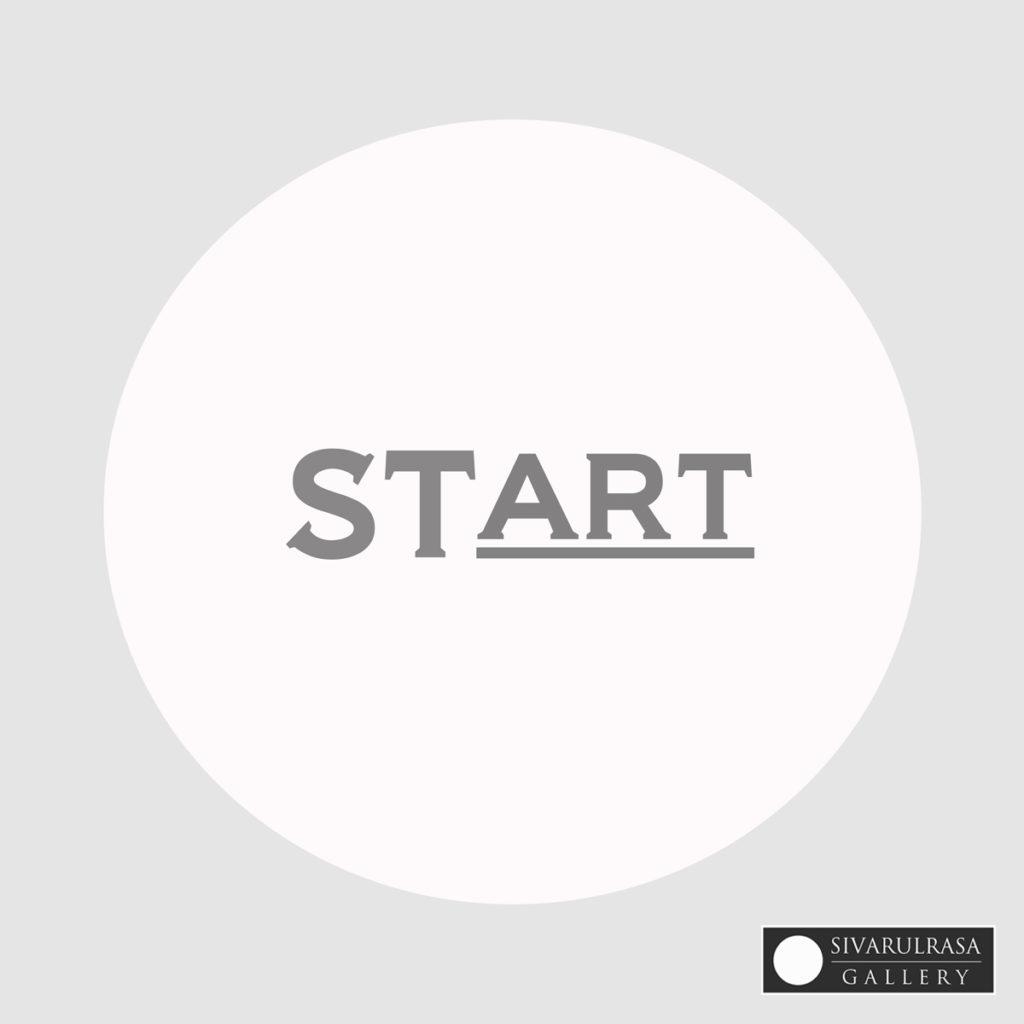 START Program for installments or leasing art at Sivarulrasa Gallery