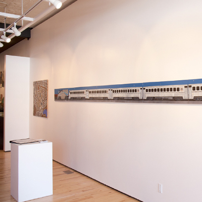 Eric Walker at Sivarulrasa Gallery