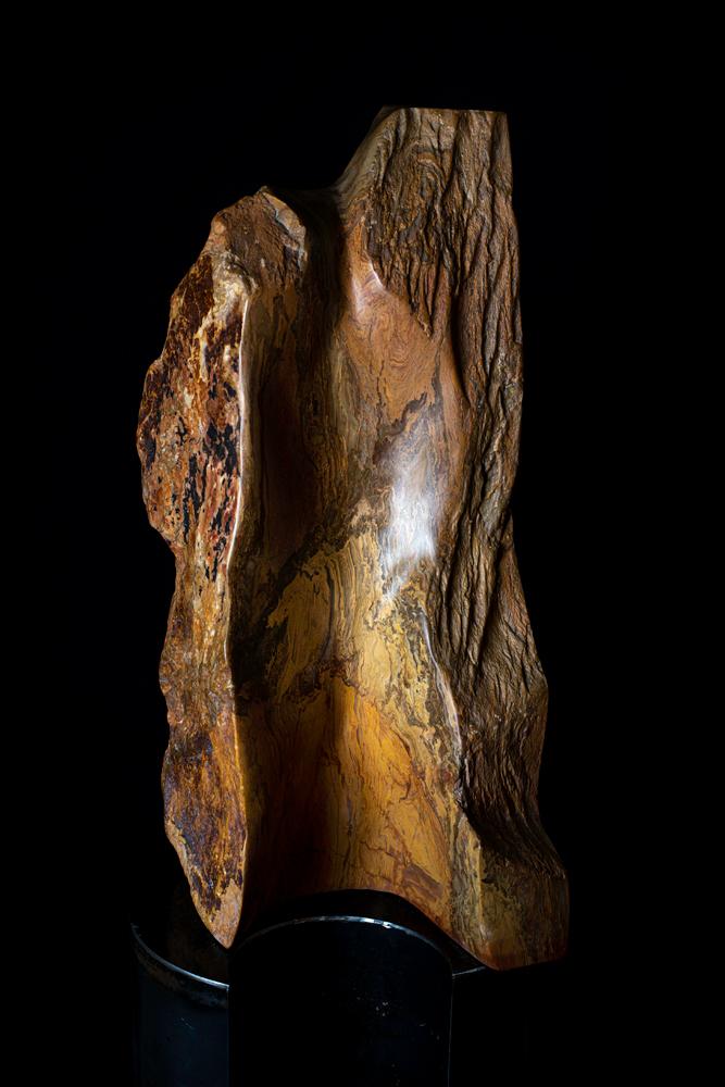 Sculpture by Deborah Arnold at Sivarulrasa Gallery