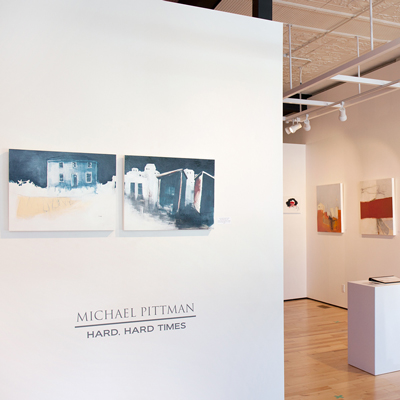Michael Pittman at Sivarulrasa Gallery