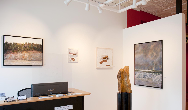 Channels_Deborah-Arnold_Elaine-Carr_Wendy-Robertson_Sivarulrasa-Gallery_Installation-Views2