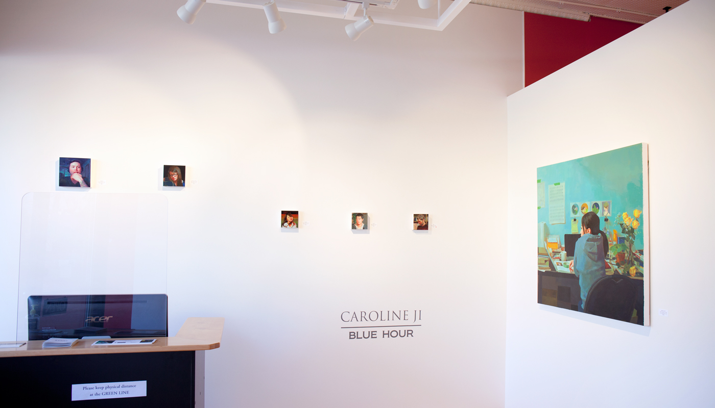 Caroline Ji at Sivarulrasa Gallery