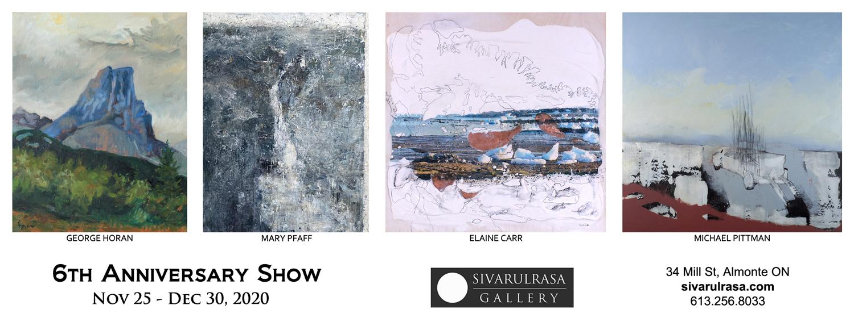 6th Anniversary Show at Sivarulrasa Gallery