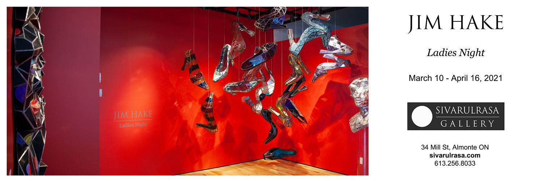 Jim Hake at Sivarulrasa Gallery
