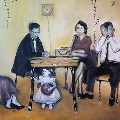 Jihane Mossalim at Sivarulrasa Gallery