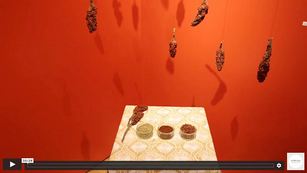 Gayle Kells at Sivarulrasa Gallery