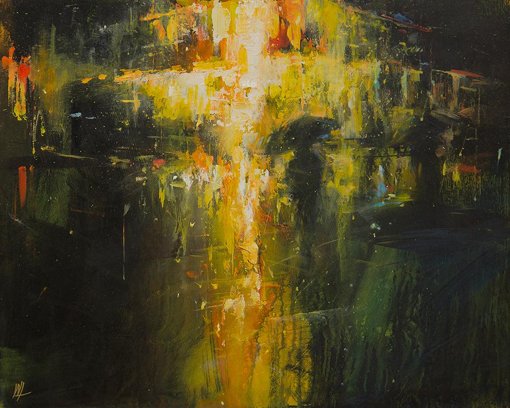 William Liao at Sivarulrasa Gallery