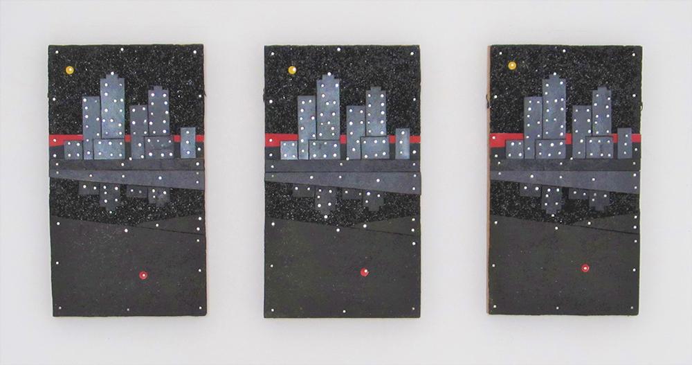 Works by Eric Walker at Sivarulrasa Gallery