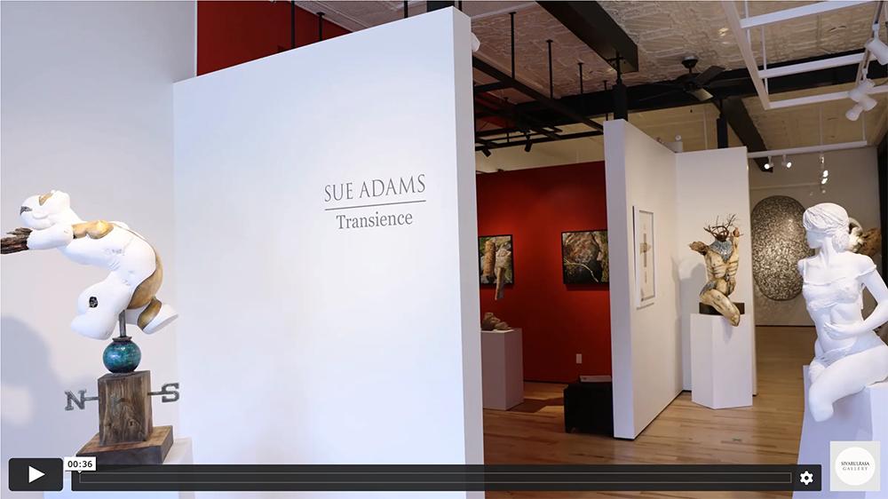 Sue Adams at Sivarulrasa Gallery