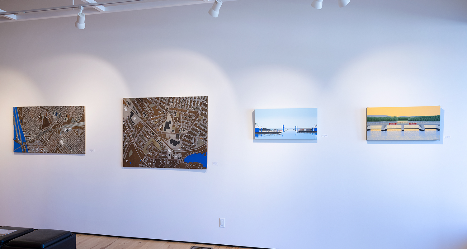 Eric Walker and Louis Thériault at Sivarulrasa Gallery