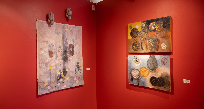 Susan Low-Beer at Sivarulrasa Gallery