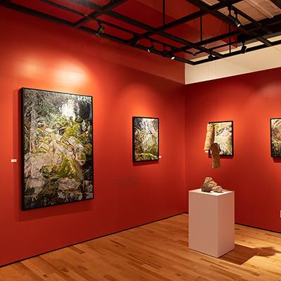 Wendy Robertson at Sivarulrasa Gallery